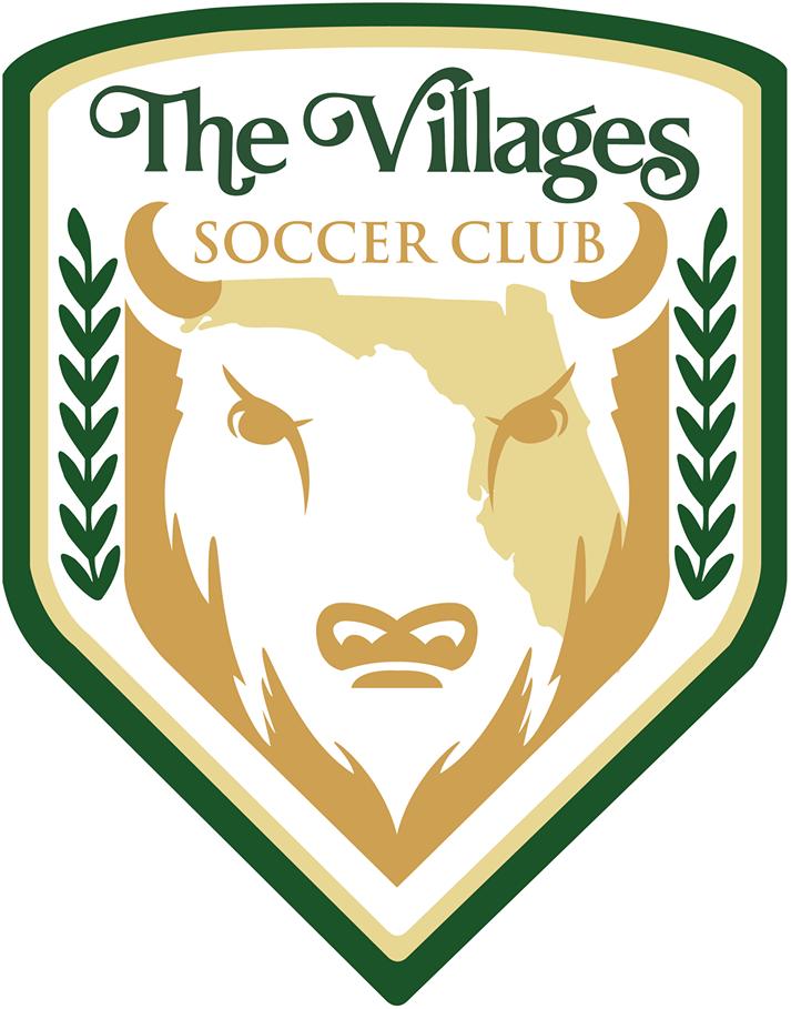 The Villages SC  Logo Primary Logo (2016-Pres) -  SportsLogos.Net