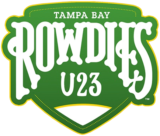 tampa bay rowdies u23 primary logo premier development league pdl chris creamer s sports logos page sportslogos net sportslogos net