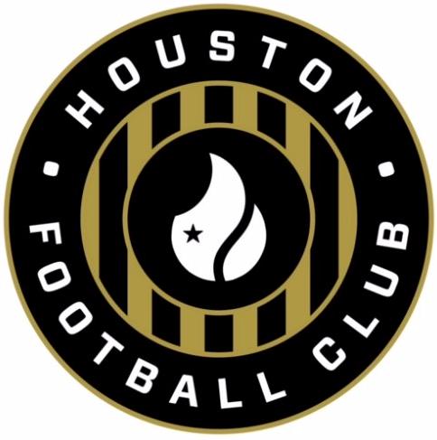 Houston  FC Logo Primary Logo (2017-Pres) -  SportsLogos.Net