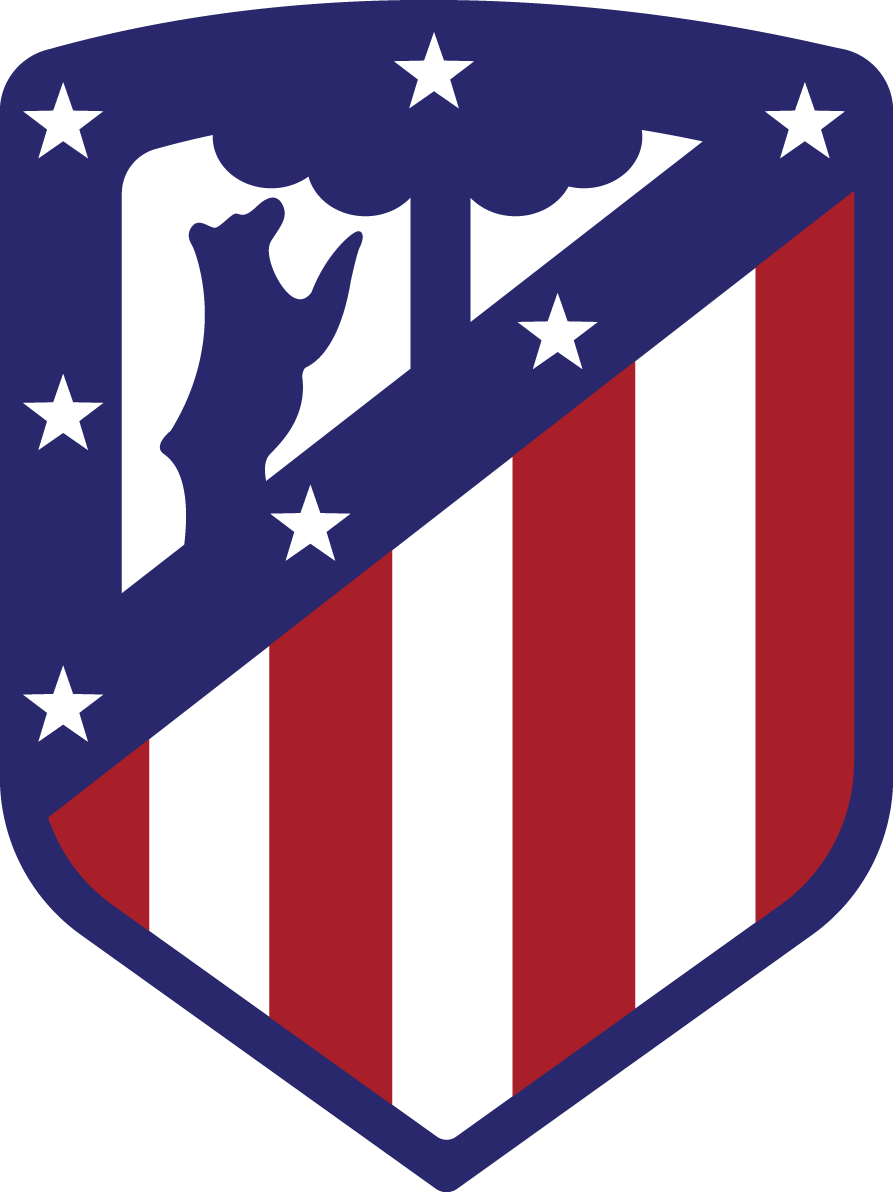 Atletico Madrid Logo Primary Logo (2017-Pres) -  SportsLogos.Net