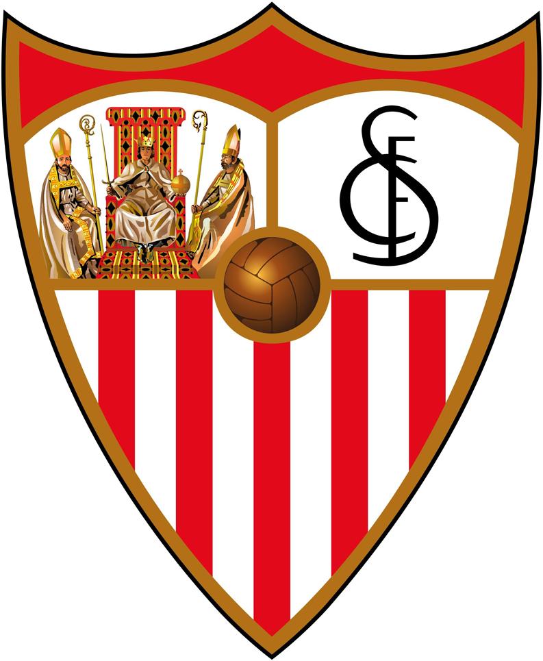 Sevilla Logo Primary Logo (2000-Pres) -  SportsLogos.Net