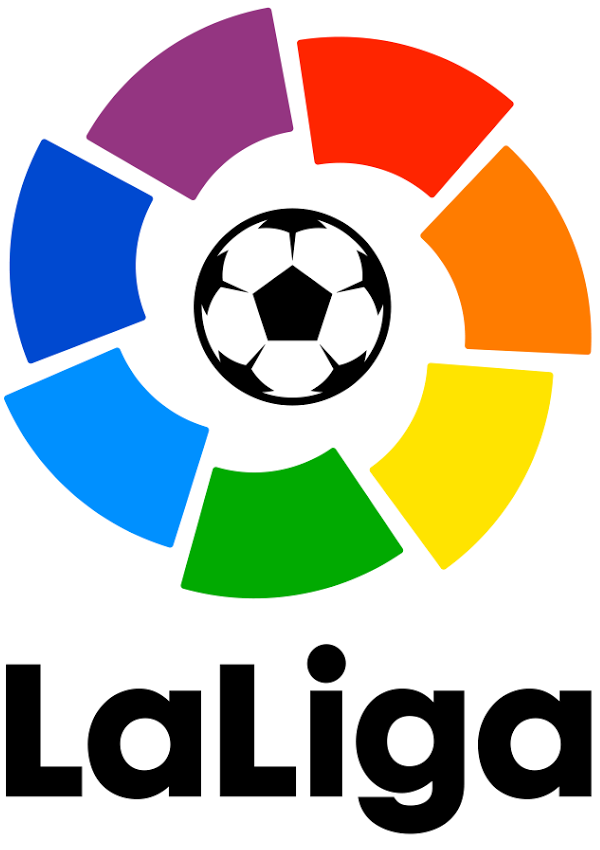 La Liga  Logo Primary Logo (2015-Pres) -  SportsLogos.Net