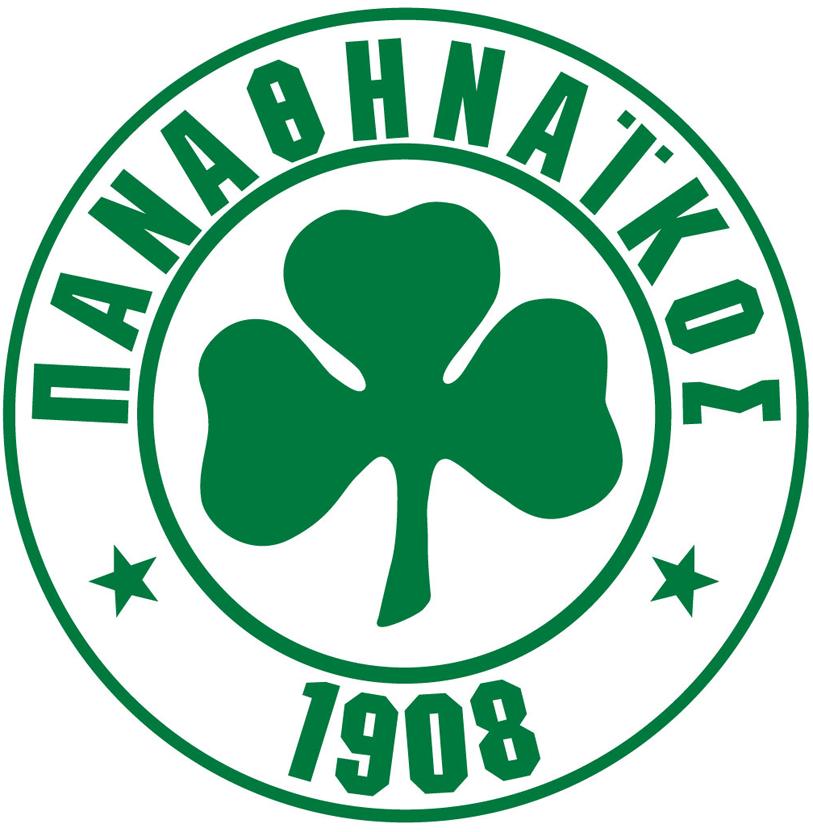 Panathinaikos A.O. Logo Primary Logo (2000-Pres) -  SportsLogos.Net