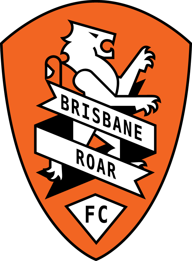 Brisbane Roar FC Logo Primary Logo (2015-Pres) -  SportsLogos.Net