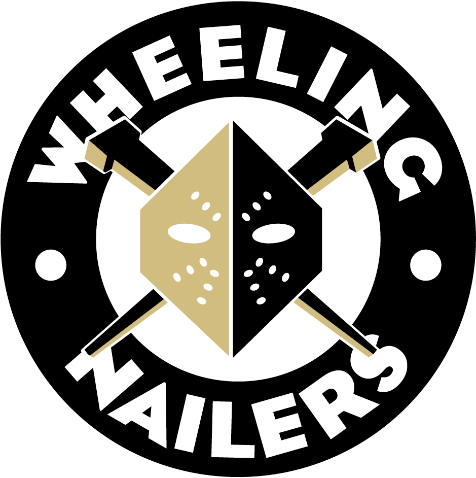 Wheeling Nailers Logo Primary Logo (2014/15-Pres) -  SportsLogos.Net