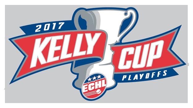 Kelly Cup Playoffs Logo Primary Logo (2016/17) -  SportsLogos.Net