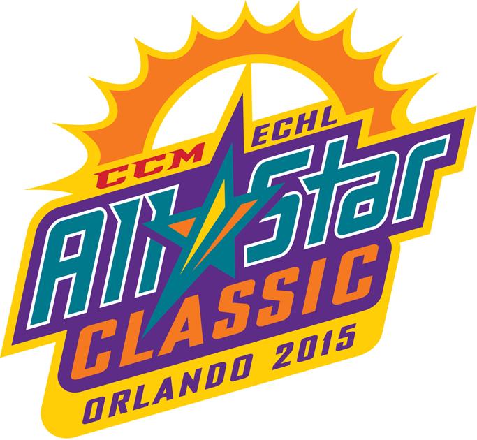 ECHL All-Star Game Logo Primary Logo (2014/15) - 2015 ECHL All-Star Game - Orlando SportsLogos.Net