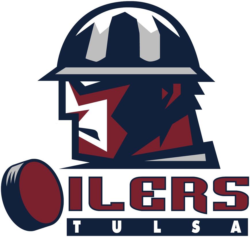 Tulsa Oilers Logo Primary Logo (2014/15-Pres) -  SportsLogos.Net