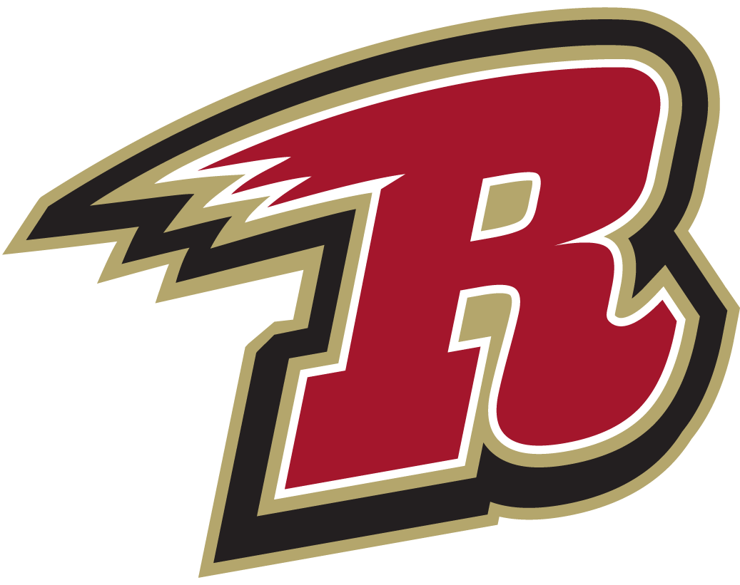 Rapid City Rush Logo Primary Logo (2014/15-Pres) -  SportsLogos.Net