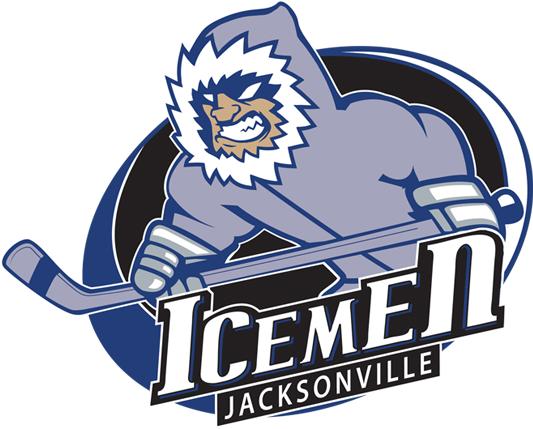 Jacksonville IceMen Logo Primary Logo (2017/18-Pres) -  SportsLogos.Net