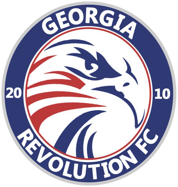 Georgia Revolution FC Logo Primary Logo (2016-Pres) -  SportsLogos.Net