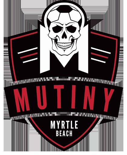 Myrtle Beach Mutiny Logo Primary Logo (2016) -  SportsLogos.Net