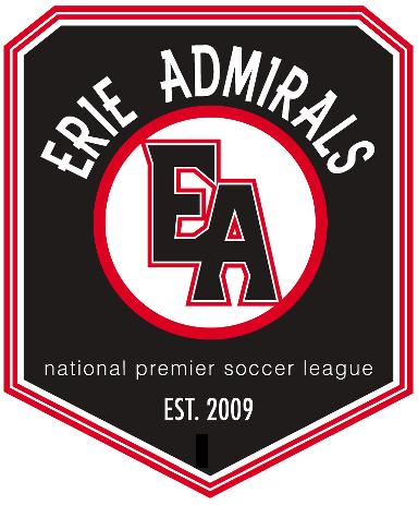 Erie Admirals FC Logo Primary Logo (2013-2014) -  SportsLogos.Net