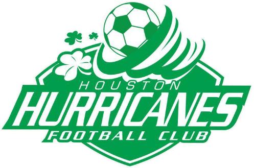 Houston Hurricanes FC Logo Primary Logo (2013) -  SportsLogos.Net