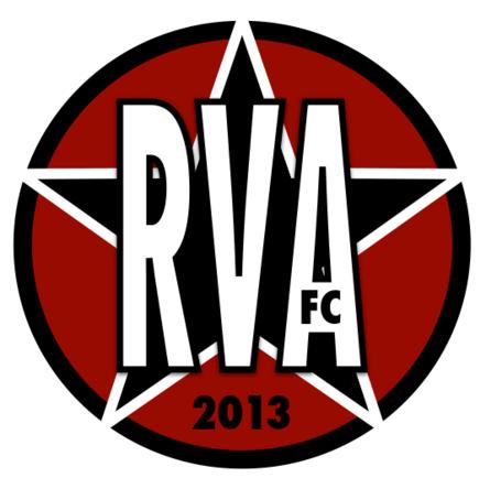 RVA FC Logo Primary Logo (2013-2014) -  SportsLogos.Net