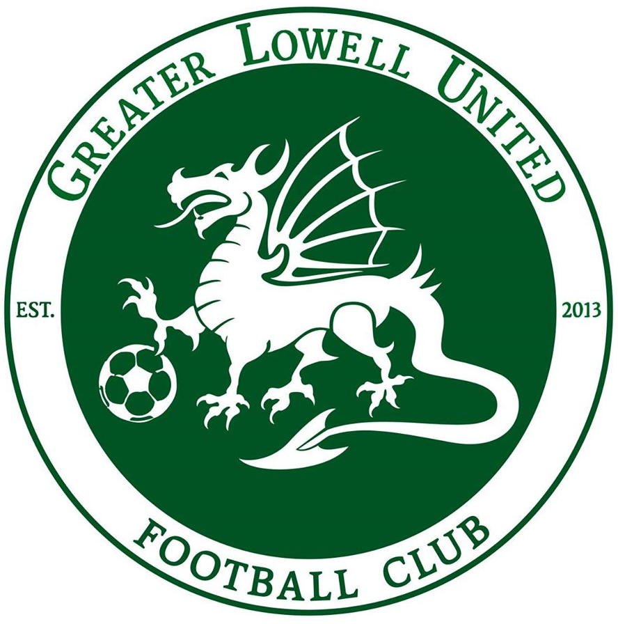 Greater Lowell United FC Logo Primary Logo (2016) -  SportsLogos.Net
