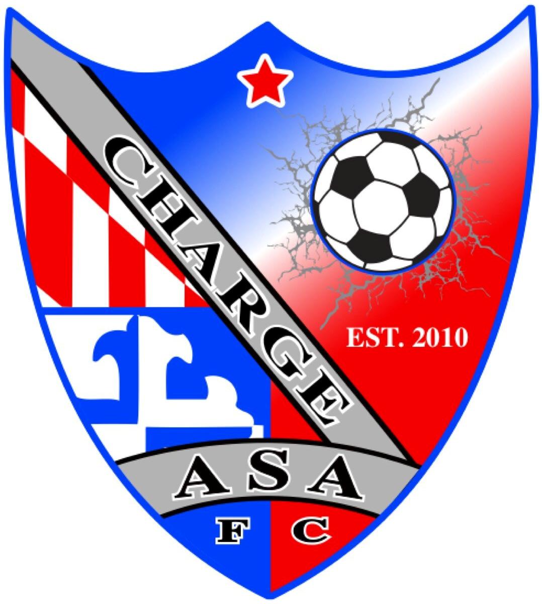 ASA Charge Logo Primary Logo (2013-Pres) -  SportsLogos.Net