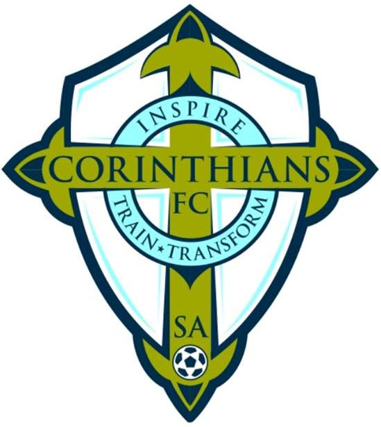 Corinthians FC  of San Antonio Logo Primary Logo (2014-Pres) -  SportsLogos.Net