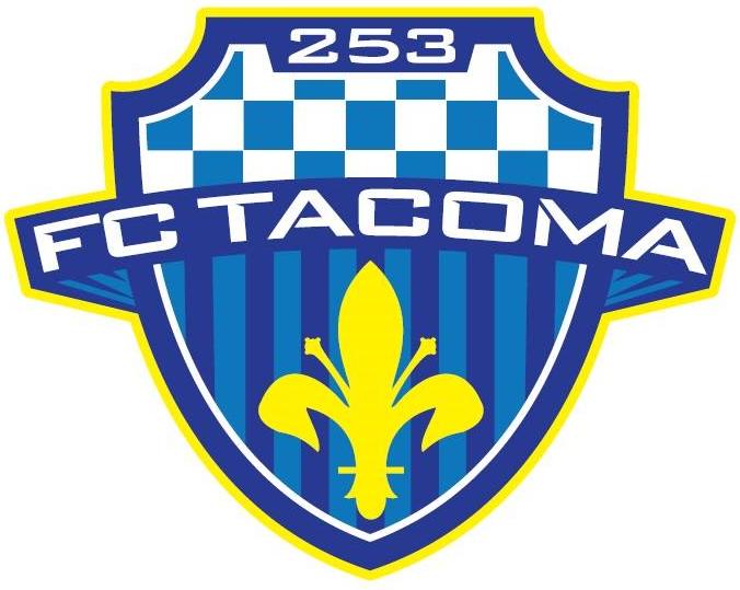 FC Tacoma 253 Logo Primary Logo (2015-Pres) -  SportsLogos.Net