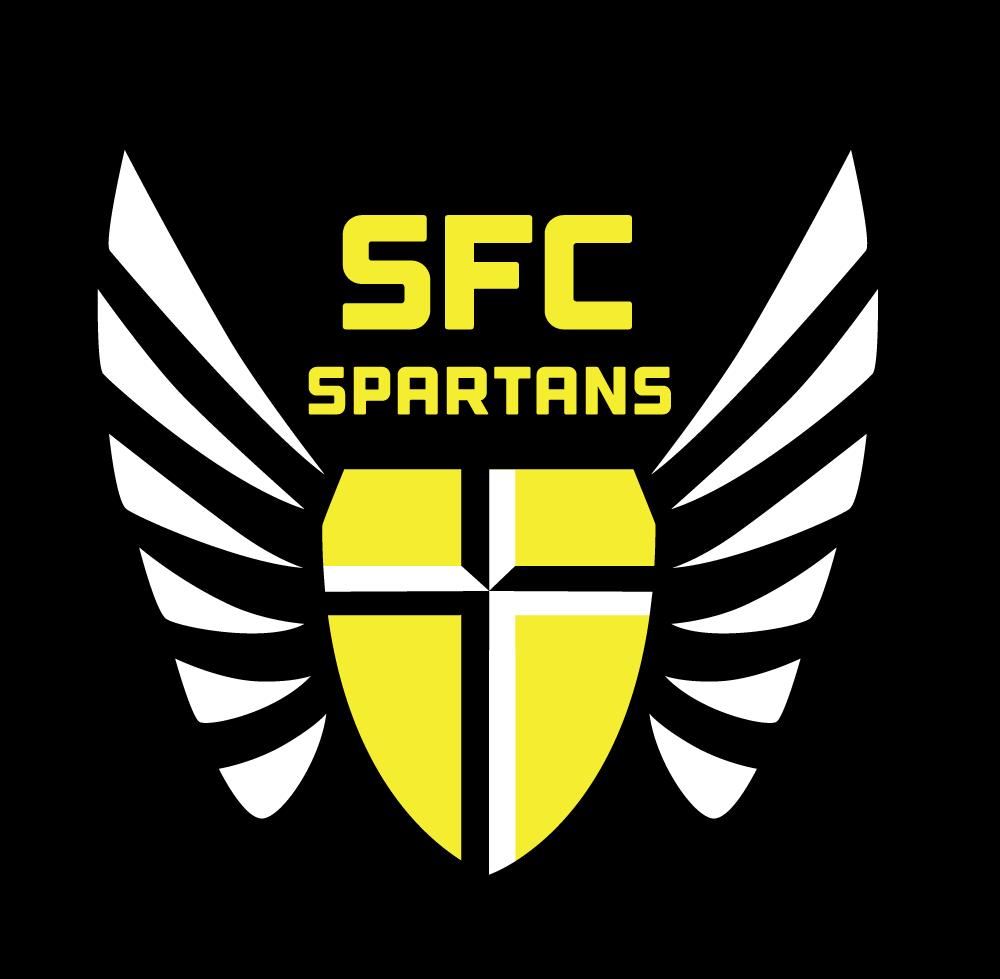 Spartans FC Logo Primary Logo (2014-Pres) -  SportsLogos.Net