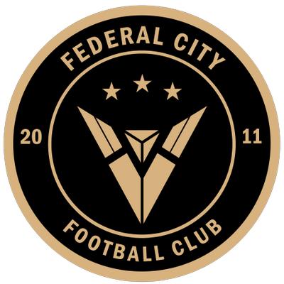 Federal City FC Logo Primary Logo (2013-Pres) -  SportsLogos.Net
