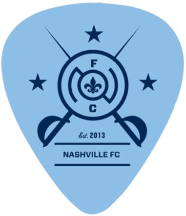Nashville FC Logo Alternate Logo (2014-2016) -  SportsLogos.Net