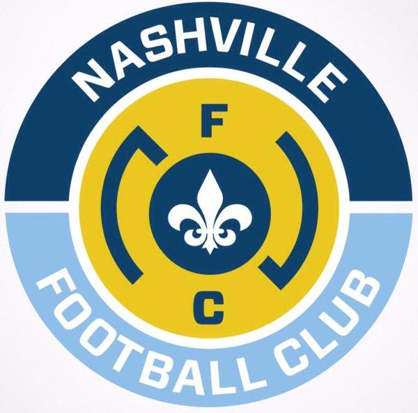 Nashville FC Logo Primary Logo (2016) -  SportsLogos.Net