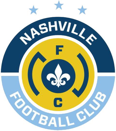 Nashville FC Logo Primary Logo (2014-2015) -  SportsLogos.Net
