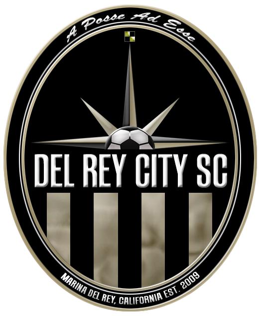 Del Rey City SC Logo Primary Logo (2014) -  SportsLogos.Net