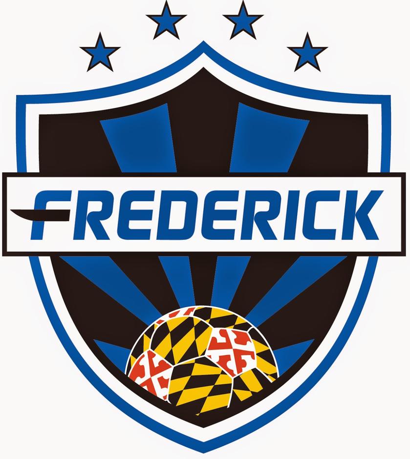 FC Frederick Logo Primary Logo (2015-Pres) -  SportsLogos.Net