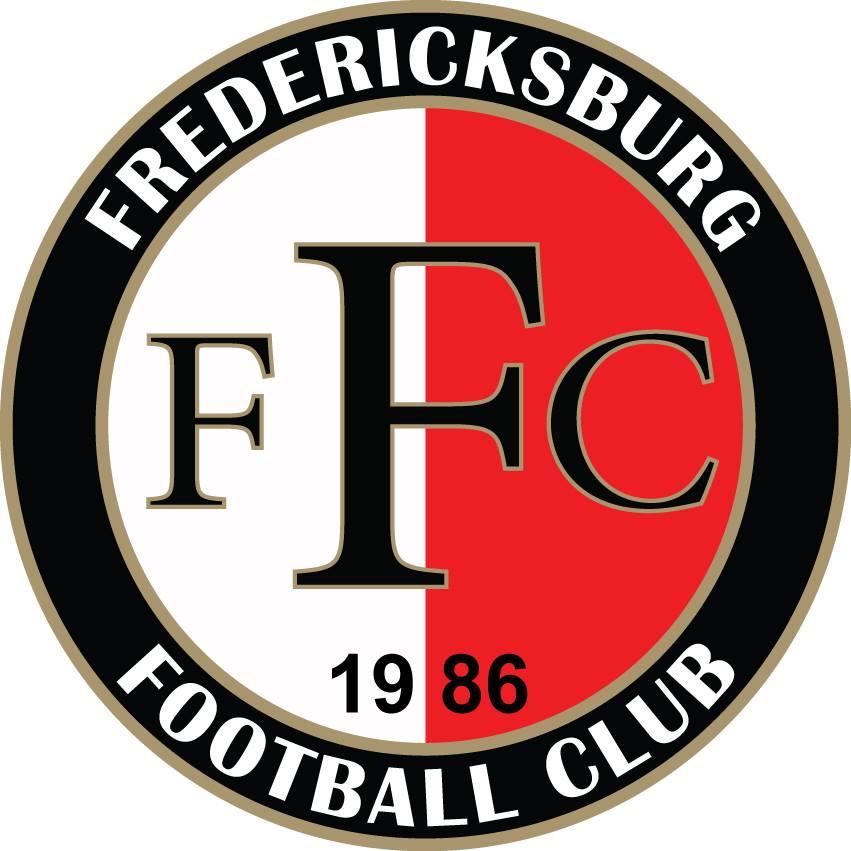 Fredericksburg FC Logo Primary Logo (2015-Pres) -  SportsLogos.Net