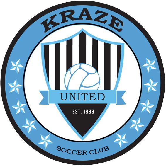 Kraze United Logo Primary Logo (2015-Pres) -  SportsLogos.Net