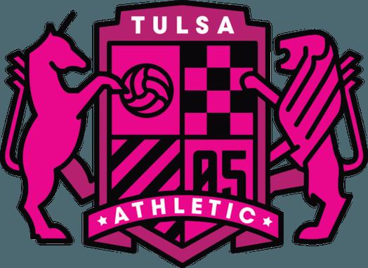 Tulsa Athletic Logo Primary Logo (2017-Pres) -  SportsLogos.Net