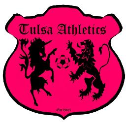 Tulsa Athletic Logo Primary Logo (2013-2016) -  SportsLogos.Net