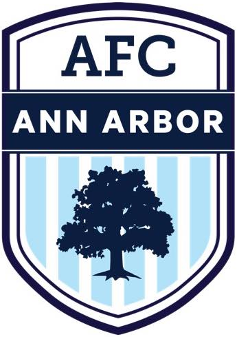 AFC Ann Arbor Logo Primary Logo (2016-Pres) -  SportsLogos.Net