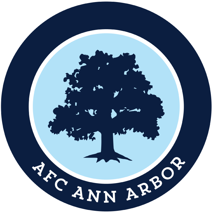 AFC Ann Arbor Logo Secondary Logo (2016-Pres) -  SportsLogos.Net