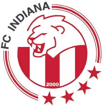 FC Indiana Lions Logo Primary Logo (2015-Pres) -  SportsLogos.Net