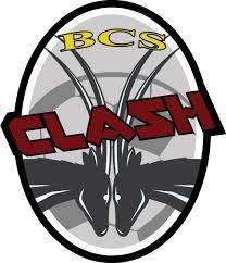 BCS Clash Logo Primary Logo (2014) -  SportsLogos.Net
