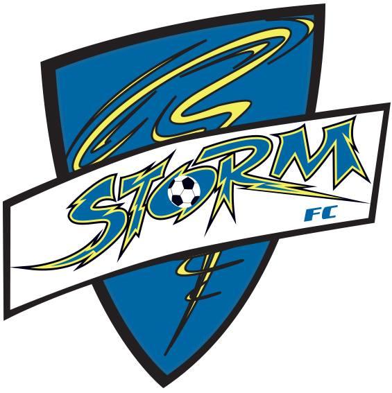 Storm FC Logo Primary Logo (2013-Pres) -  SportsLogos.Net