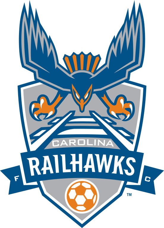 Carolina RailHawks U-23 Logo Primary Logo (2014-2016) -  SportsLogos.Net