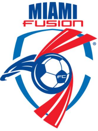 Miami Fusion FC Logo Primary Logo (2015-Pres) -  SportsLogos.Net