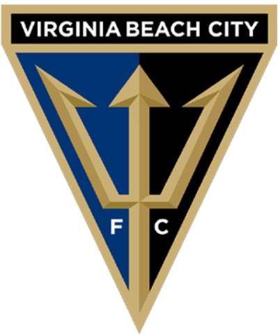 Virginia Beach City FC Logo Primary Logo (2013-Pres) -  SportsLogos.Net