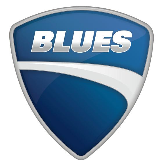 Jersey Blues FC Logo Primary Logo (2015-Pres) -  SportsLogos.Net