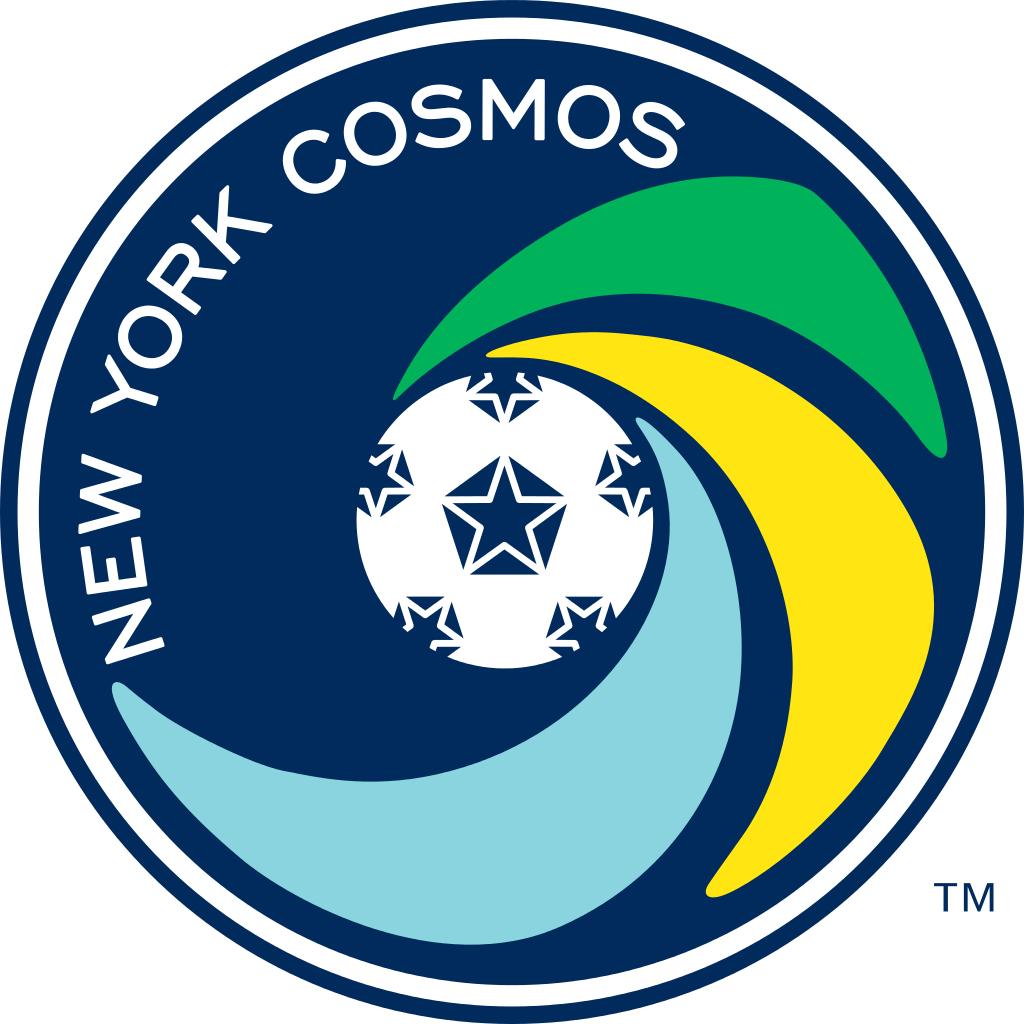 New York  Cosmos B Logo Primary Logo (2015-Pres) -  SportsLogos.Net