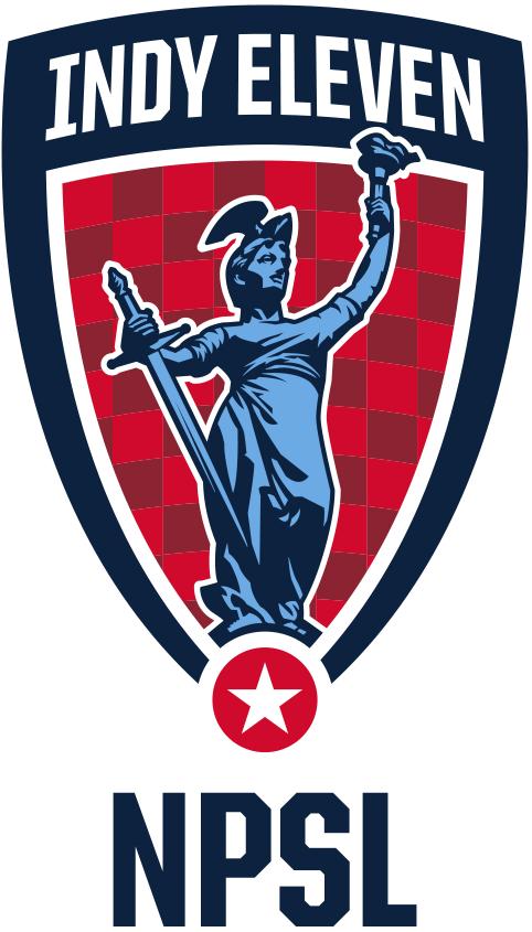 Indy Eleven NPSL Logo Primary Logo (2016-Pres) -  SportsLogos.Net