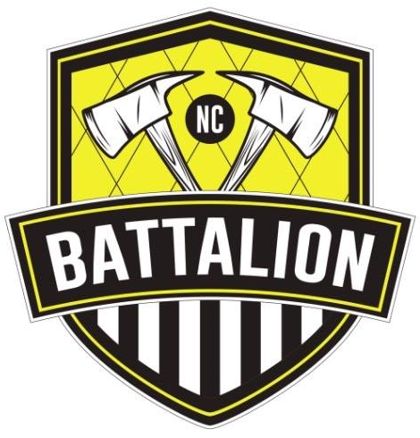 North County Battalion Logo Primary Logo (2016-Pres) -  SportsLogos.Net