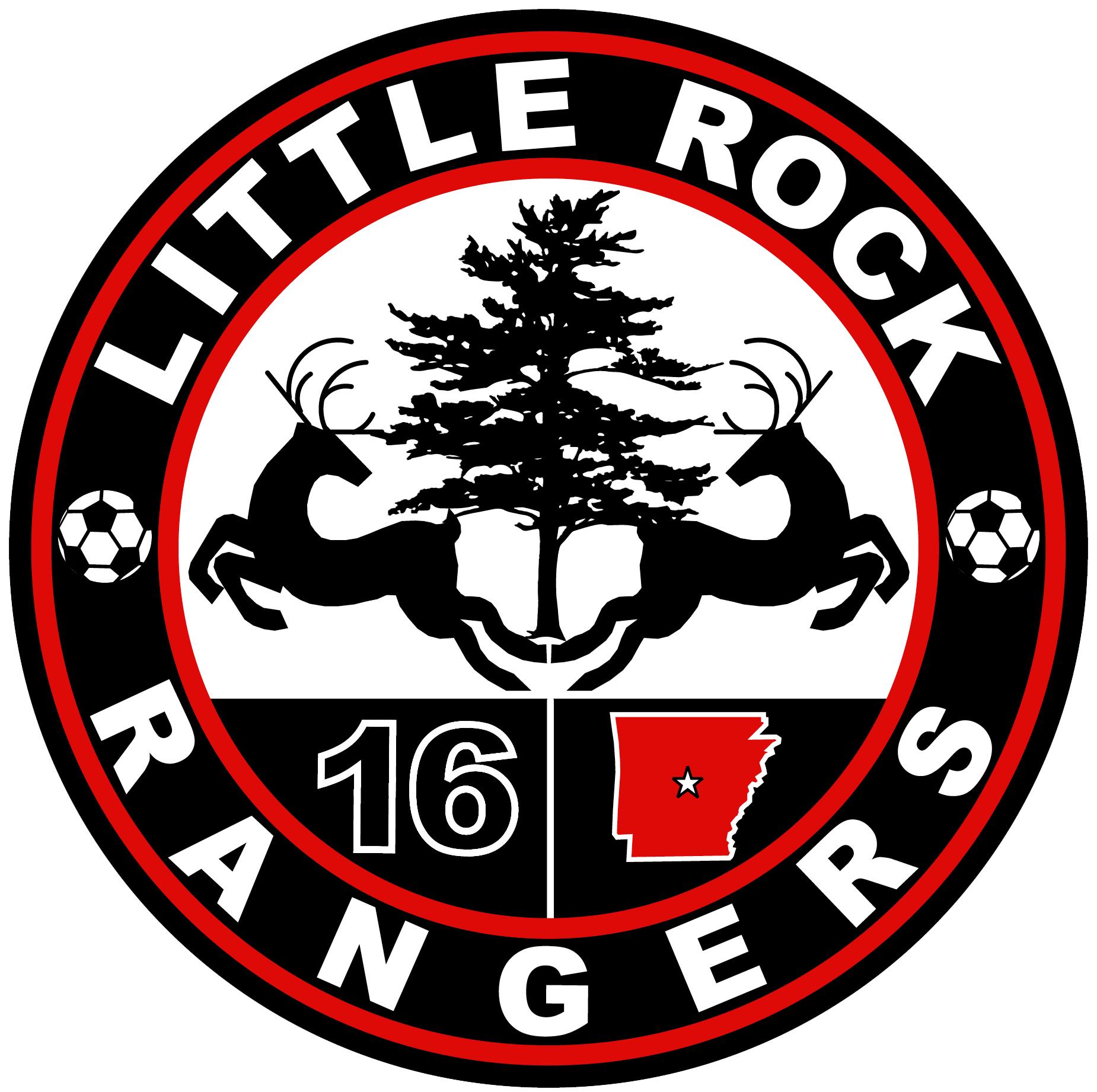 Little Rock  Rangers Logo Primary Logo (2016-Pres) -  SportsLogos.Net