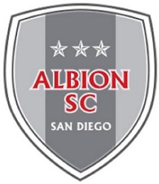 Albion SC Pros Logo Primary Logo (2016-Pres) -  SportsLogos.Net