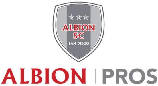 Albion SC Pros Logo Secondary Logo (2016-Pres) -  SportsLogos.Net