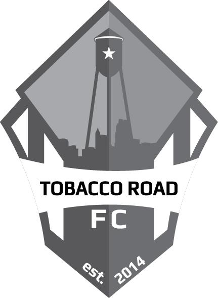 Tobacco Road FC Logo Primary Logo (2016-Pres) -  SportsLogos.Net
